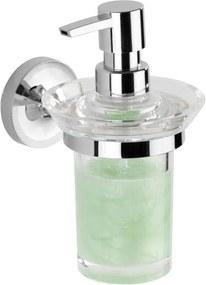 Dozator pentru săpun lichid, gel Arcole, Power-Loc, WENKO