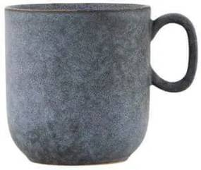 Cana Ceramica Gri STONE - Ceramica Gri Diametru(9 cm) Inlatime(9.5 cm)