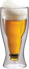 Pahare termo Maxxo Termo Beer, 350 ml
