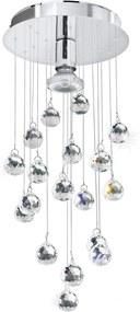 Eglo 95834 - LED Plafoniera LUXY LED 1xGU10-LED/4W/230V