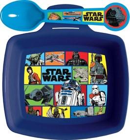 Bol cu lingurita Star Wars