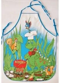 Șorț de bucătărie Zmeu, 50 x 64 cm