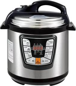 Slow cooker, oala sub presiune multifunctionala, 6L