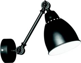 Aplică de perete, negru, Evergreen Lights Sindo
