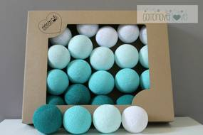 Cotton balls - Fresh love 35 bile