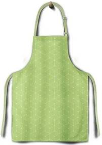 Șorț Domarex CookFun, verde, 65 x 75 cm