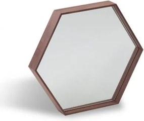 Oglinda decorativa Alline, 46x40cm