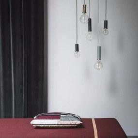 Baza Mare Lampa Suspendata Collect - Metal Gri inaltime (17cm) x latime (6cm) x diamentru (6cm)