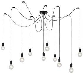 Lucide 08408/10/30 - Lampă suspendată FIX MULTIPLE 10xE27/60W/230V