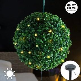 Lampă Solară Arbust Oh My Home (20 LED-uri)