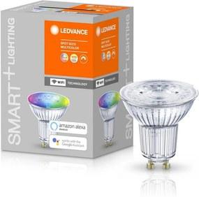 Bec LED RGBW dimabil SMART+ GU10/5W/230V 2700K-6500K - Ledvance