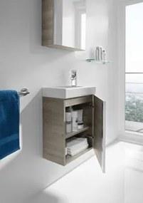 Set mobilier Roca Mini dulap baza 45x25cm -A855865156