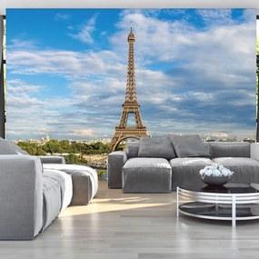 Fototapet - Paris (254x184 cm), în 8 de alte dimensiuni noi