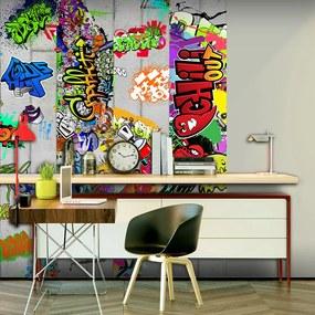 Bimago Tapet - Colourful Madness role 50x1000 cm