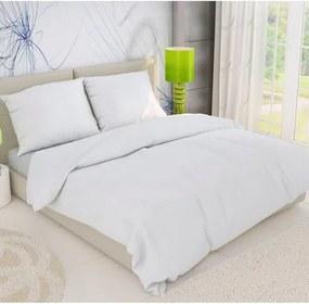 Lenjerie creponată 1 pers., albă, 140 x 200 cm, 70 x 90 cm, 140 x 200 cm, 70 x 90 cm