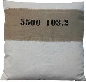 Perna Decorativa Numbers, 45x45 cm