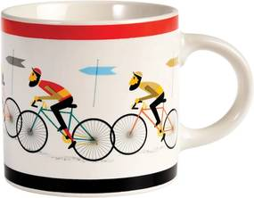 Cană Rex London Le Bicycle, 350 ml