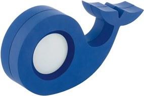 Eglo 96858 - LED Lampa de masa copii WALINA LED/5,4W/230V albastru