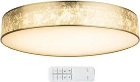 Globo 15187D4 - LED Plafonieră dimmabilă AMY 1xLED/60W/230V auriu