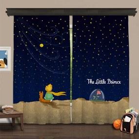 Set 2 draperii Curtain Tarro, 140 x 260 cm