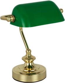 Globo 24917 - Lampă de masă ANTIQUE 1xE14/25W/230V