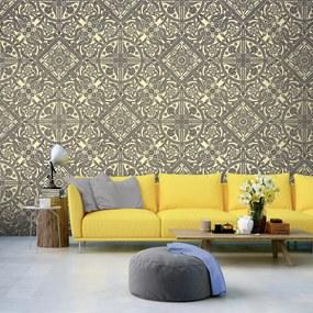 Fototapet Bimago - Pattern of the Elegance + Adeziv gratuit 200x140 cm