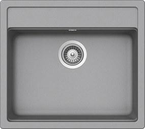Chiuveta Granit Schock Nemo N-100 Croma Cristalite 570 x 510 mm