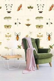 MINDTHEGAP Tapet - Entomology