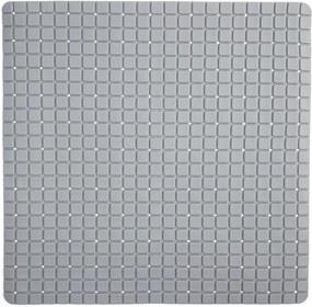 Suport anti-alunecare pentru baie, gri, 55 x 55 cm