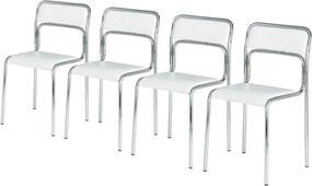 Set de 4 scaune Comet