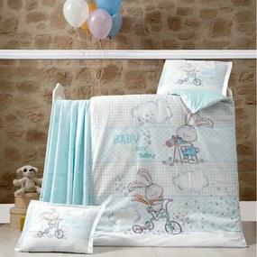 Lenjerie de pat pentru copii Rabbit