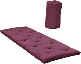 Futon/pat pentru oaspeți Karup Design Bed In a Bag Bordeaux