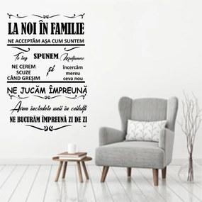 Sticker perete La noi in Familie 2