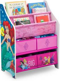 copilăresc organizator pe jucării Princess