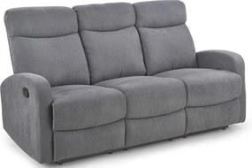 Canapea recliner cu 3 locuri H2885