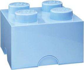 Cutie depozitare LEGO®, albastru deschis