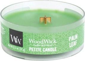 WoodWick lumanare parfumata Petite Palm Leaf