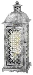 Eglo 78158 - Lampă de masă WINSHAM 1xE27/60W/230V