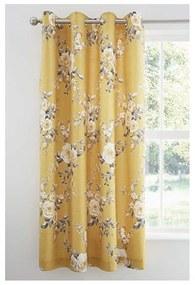 Set 2 draperii Catherine Lansfield Catter, 168 x 183 cm