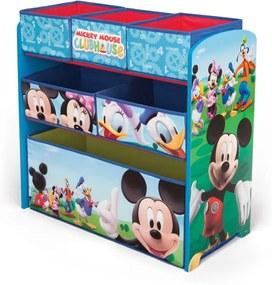 Organizator de jucării Mickey Mouse mickey TB84847MM