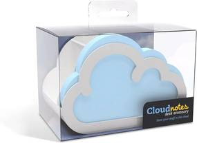 Suport pentru creioane și blocnotes Thinking gifts Cloud