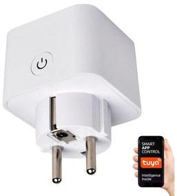Priză inteligentă SCHUKO 3500W/230V/16A Wi-Fi Tuya
