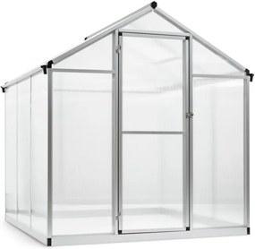 Blumfeldt GREENCASTLE 3K, sere, 190 x 195 x 182 cm (LxÎxA), aluminiu, plastic