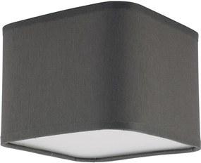 LED Plafoniera OFFICE SQUARE LED/8,5W/230V gri