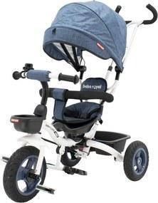 Tricicleta cu sezut reversibil Bebe Royal Albastru