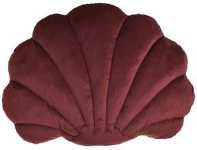 Perna Velvet Burgundy 40 cm x 50 cm