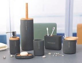 Set de accesorii pentru baie Hypo LAVA