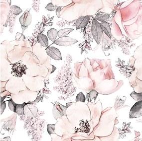 Tapet Dekornik Magnolias Garden, 100 x 280 cm