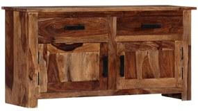 247716 vidaXL Servantă, 100x30x50 cm, lemn masiv de sheesham