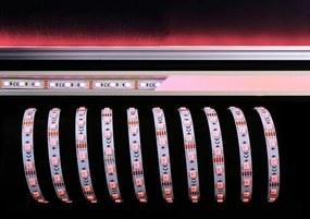 Bandă LED 5050 40W RGB 12 V